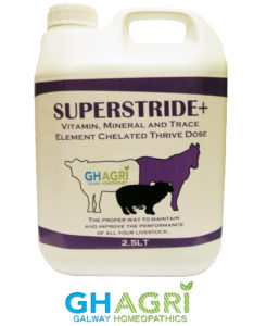 Vitamins and minerals, Superstride